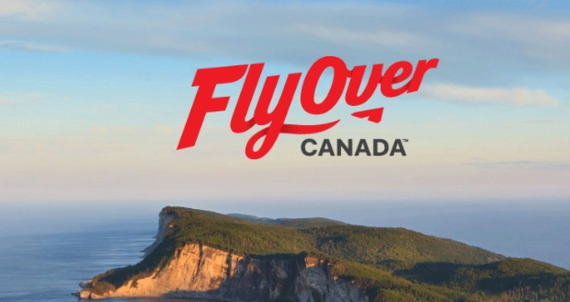 Game 送 Fly Over Canada