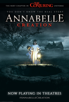 Movie 請你看好戲《ANNABELLE: CREATION》