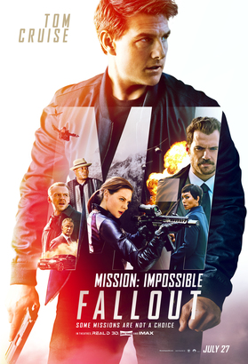 Movie 請你看好戲《MISSION: IMPOSSIBLE - FALLOUT》