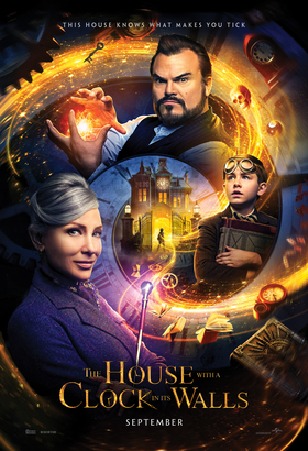 Movie 請你看優先場《THE HOUSE WITH A CLOCK IN ITS WALLS》