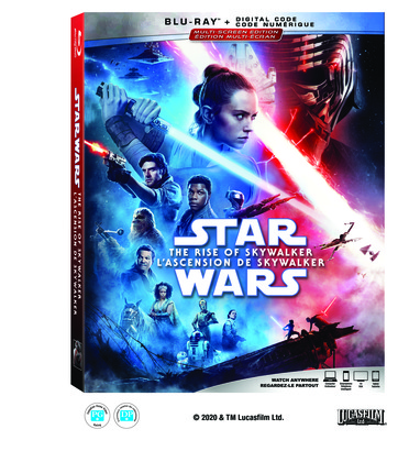 Blu-ray™  請你看好戲 《STAR WARS: THE RISE OF SKYWALKER》
