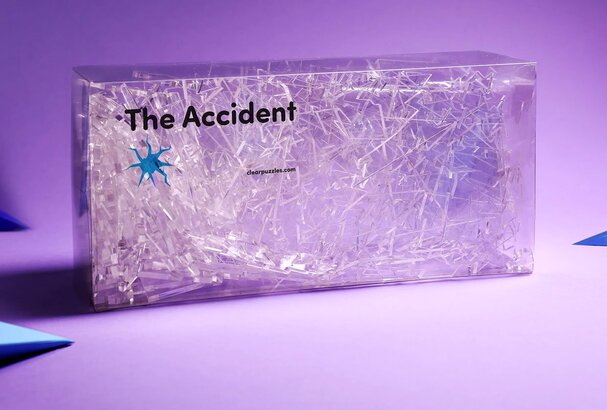 Yell Design 的「The Accident 碎玻璃拼圖」,售價 $96.24 加元。(Photo from Yelldesign.com)