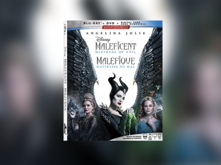 Blu-ray™  請你看好戲 DISNEY'S《MALEFICENT: MISTRESS OF EVIL》