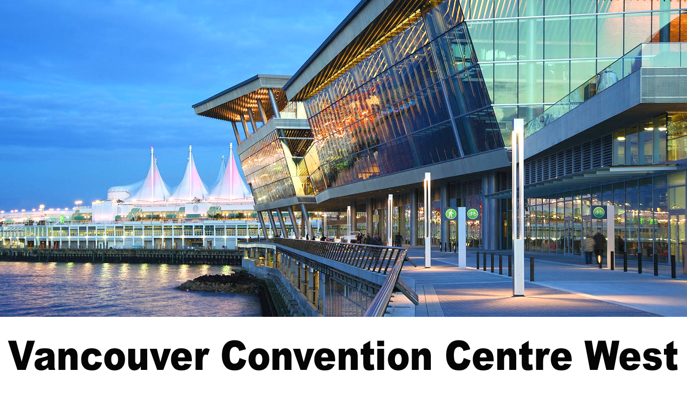 Vancouver Convention Centre, West Building