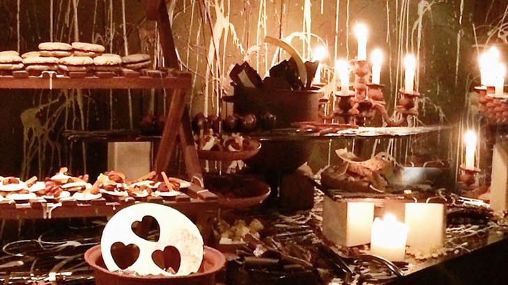 情人节不可错过!Chocolate Cave Buffet 巧克力山洞自助餐