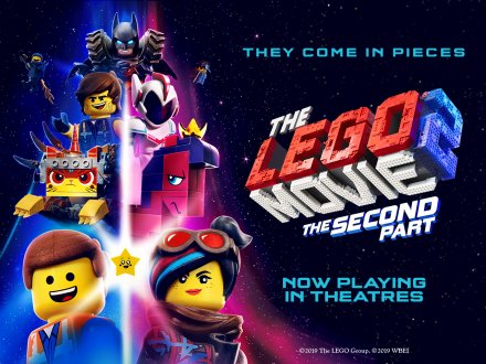 Movie 請你看好戲《THE LEGO MOVIE 2: THE SECOND PART》