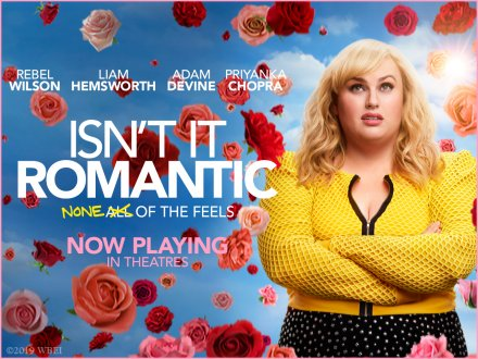 Movie 請你看好戲《ISN'T IT ROMANTIC》